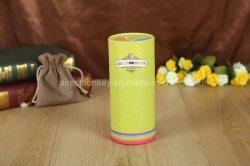 Китайская дешевая подгонянная свернутая логосом пробка бумаги края для конфеты