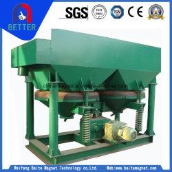 川の金の砂鉱山のための重力分離のダイヤフラムのジグまたは銅鉱石のジグのダイヤフラムの分離器機械