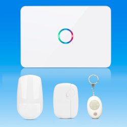 Maison Intelligente de la sécurité du système d'alarme antivol avec WiFi et 3G GSM (ES-G3)