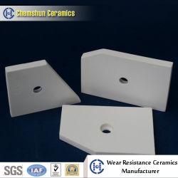 Résistant à l'abrasion chimique du réservoir de précision les garnitures d'usure
