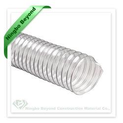 Spirale fil PU renforcé flexible conduit d'air fabriqués en Chine