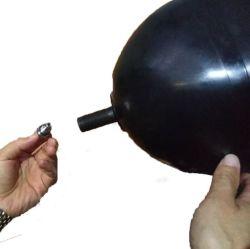 Types de marque 32 litres 10 litres pour l'accumulateur à vessie en caoutchouc