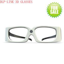 DLP-Link 3D 지원 프로젝터용 완벽한 액티브 셔터 3D 안경