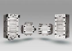 Moldes de inyección de plástico para Auto Parts