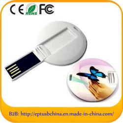 Aanbieding Mini-kaart met aangepast logo USB-flashstation (EC503)