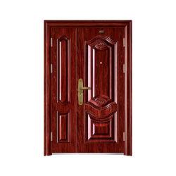 Portes d'entrée portes en verre à bois massif en verre à enroulement porte automatique blindée Entrée composite porte de sécurité verre intérieur porte en bois portes en bois Porte pivotante