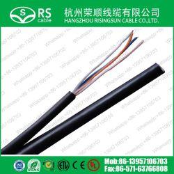 Commscope cable RG6 Apd con Cable coaxial de siameses Telco