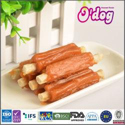 Odogの犬の軽食のための手製の鶏の肋骨