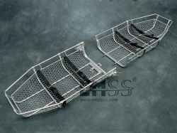 レスキューステンレス鋼のバスケットの伸張器Edj-016D