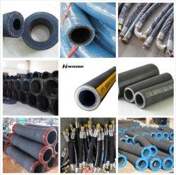 땋아진 산업 유연한 고압 유압 얼룩 철강선은/고무 호스/강철 금속에 의하여 땋아진 호스/기름 흡입 공기 물 호스 etc. 나선형을 그렸다
