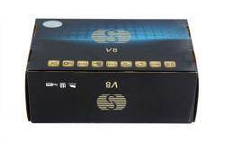 S-original V8/V8 Openbox HD com PVR receptor de satélite DVB-S2 suportada Skybox V8 Cccam Newcam Partilha Web TV MPEG-5