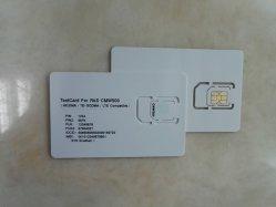 R&S Cmw500 Nano tarjeta SIM 3G 4G WCDMA TD-SCDMA Teléfono Lte Mirco Cmw SIM Tarjeta de prueba