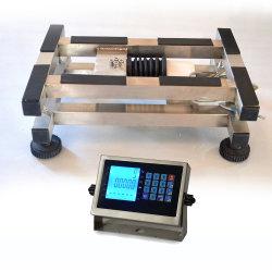 200lb 350kg 디지털 스테인리스 동물 플랫폼 중량 측정 단위