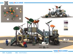 2021년에 새로 지은 디자인 야외 놀이터, 스윙 클림버 넷(Swing Climber Net for Amusement) 공원