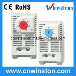 Termóstato de pequena e compacta com marcação CE