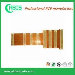 Der Soem-schnelle Prototyp-Doppelt-Seiten-Falten-halb blank FPC Leiterplatte Flex-Schaltkarte-PCBA für medizinisches Gerät und andere elektronische Industrie