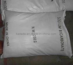 99-100.5% de grade alimentaire de bicarbonate de sodium de NAHCO3