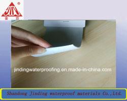 Folha de PVC membrana impermeável de PVC para materiais de tejadilho