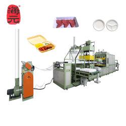 Espuma da placa Thermocol PS Caixa de Fast Food Tirar contêiner de plástico descartáveis Bandeja absorvente de espuma fazendo a máquina