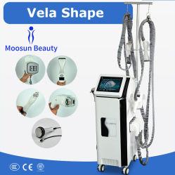 A Modelagem de emagrecimento Velashape corporal clínica de pele Corpo Adelgaçante fabricante da máquina para uso de beleza