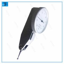 La Chine usine 0-0.8mm de large avec indicateur de jauge de test de cadran 0,01 mm Graduation