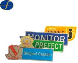 BSCI Venta caliente la placa de recuerdo de metal de logotipo personalizado Insignia Insignia de solapa para regalo de promoción sin MOQ