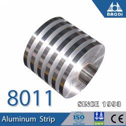8011h14 La laminación en frío/caliente tiras de aluminio para la tapa de equipos eléctricos