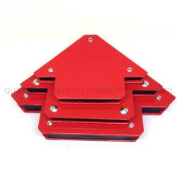 Supporto Per Saldatura Magnetico Resistente Rosso Di Alta Qualità Oem