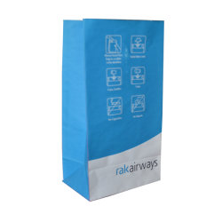 Saco de doença de avião tailandês / Saco Barf / Saco de ar limpo
