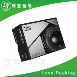 Caixa de papel ondulado de dobragem de Impressão para caixa de papelão ondulado de Pacote de Câmera Caixas de papel