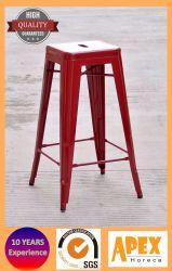 Bar Restaurante Tolix heces muebles antiguos Barstool de acero Industrial