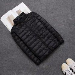 Enduire de plein air d'hiver de brise-vent imperméable de mens Down Jacket