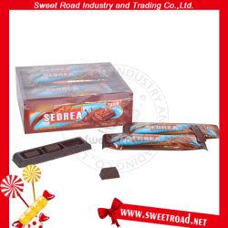 Commerce de gros 3 pcs Sadrea Chocolat noir pur Snack-bar dans la case d'affichage