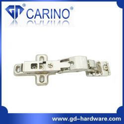 (C4) de charnière invisible sur le clip de la charnière de meubles de la charnière de verre