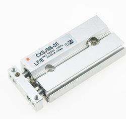Cxsm6-10/15/20/25/30/35/40/45/50 двойного хода штока цилиндра, общие мини-Air стандартных поршня цилиндра для автоматического оборудования, пневматический двойной шток цилиндра