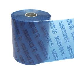 Embalagens de bebidas, materiais de embalagem de polietileno transparente de resíduos biodegradáveis em película termo-retráctil