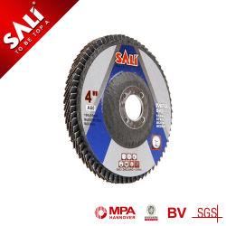180*22,2 mm de alto pulido con certificados de la MPa eficientemente la tapa de disco flexible