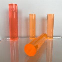 عصا أكريليكيّ صلبة مربّعة مستديرة أكريليكيّ [رود] لون مختلفة