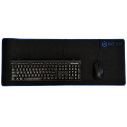 Custom enorme Mouse pad de jogos de tamanho grande jogo de borracha antiderrapante