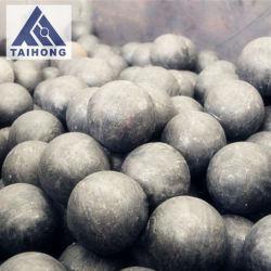 10mm-150mm鉱山およびセメントのプラントのための粉砕の造られた鋼鉄媒体の球そして鋳造鋼鉄媒体の球