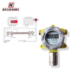 4-20 Ma Indústria de saída do equipamento de segurança fixada 0-100 Ppm h2s um detector de gás