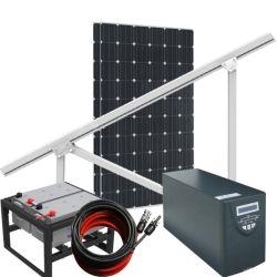 Elektrischer Generator Hausgebrauch Sonnensystem