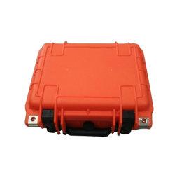 ABSは電子機器の小さい装置のプラスチック工具箱を防水する