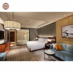 Hotel 4 Estrellas Muebles de Dormitorio 2 Plazas Sofá mesa lateral