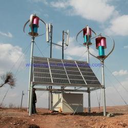 1000W générateur vertical du vent avec l'énergie solaire (Éolienne 100W-10kw)