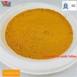 Norma nacional de abastecimento de óxido de ferro Amarelo Amarelo Médio especial de Tintas base água
