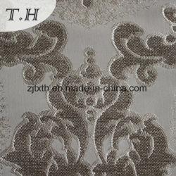 Commerce de gros morceau de tissu de la sellerie tissu Chenille colorant