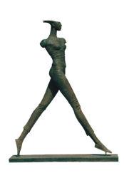Scultura Bronze di stile moderno per la decorazione della casa & del giardino & dell'hotel, statua Bronze