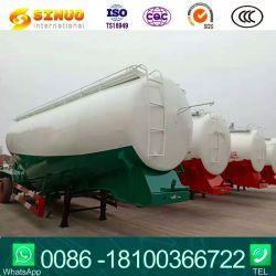 Verwendeter chinesischer Typ des Betonmischer-8cbm halb des Schlussteil-60t V heißer Gummireifen-Kohlenstoffstahl-breit (Datenträger wahlweise freigestellt) verwendeter Beton-halb Schlussteil-LKW des Verkaufs-3 der Wellen-12