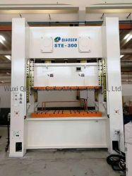 Châssis en H Double Machine presse mécanique d'estampage de perforation de manivelle